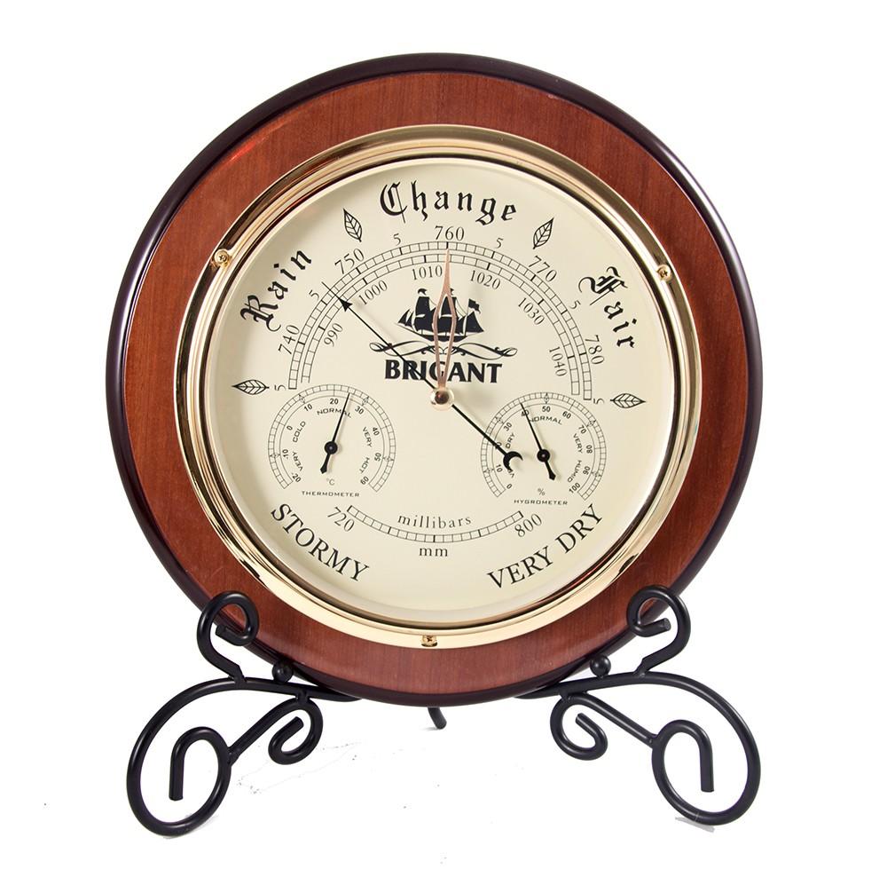 Настольная метеостанция: барометр, термометр, гигрометр
