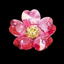 Дикая роза - магнит