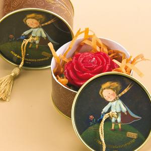 Поделки розы из маленького принца 81