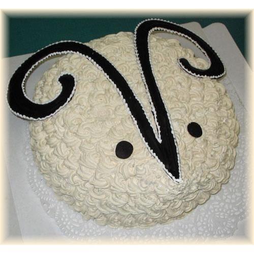 Торт «Овен»