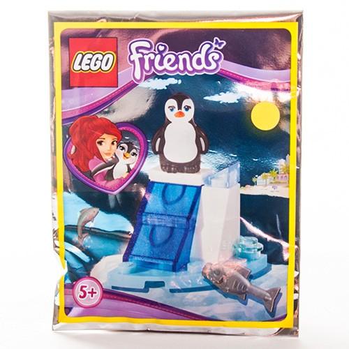 Конструктор Lego Friends Пингвин и ледяная горка