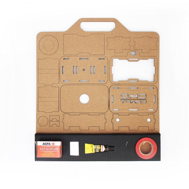 Набор для сборки фотокамеры Oko Craft
