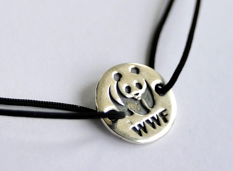 Юбилейный браслет WWF России