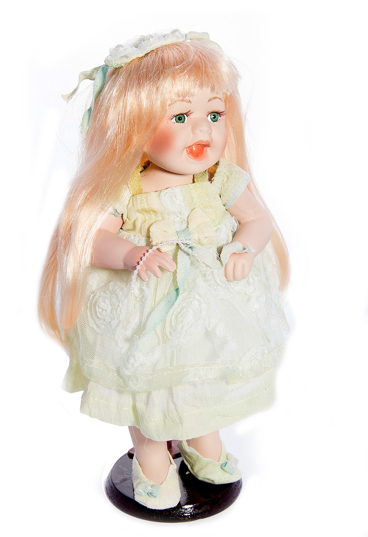 Коллекционная кукла Галина
