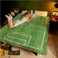 Комплект постельного белья Футбольное поле