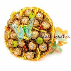 Букет из конфет Осень