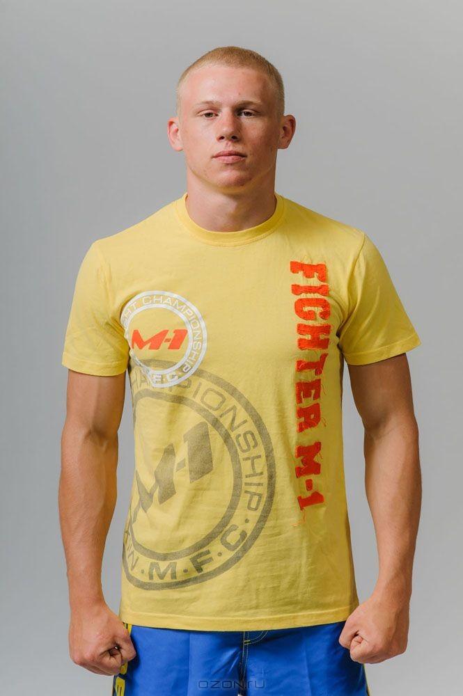 Футболка, желтая (размер: 46/48)