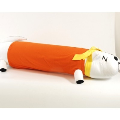 Подушка-валик «Собачка»