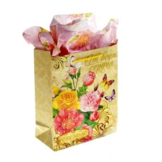 Набор для упаковки подарка Летний сад