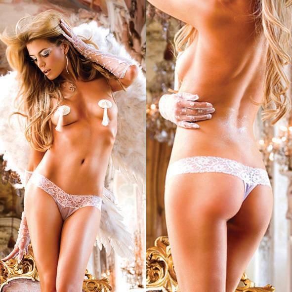 Трусики женские Angel, белые
