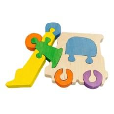 Развивающая игрушка Экскаватор