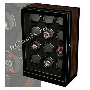 Заводная шкатулка для часов T.WING-Pak WW8205MB