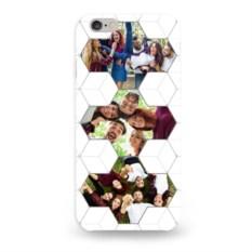 Чехол для iPhone с вашим фото «Куб»