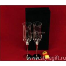 Набор бокалов для шампанского (вина)