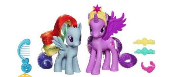 Игровой набор My little pony Принцессы от Hasbro