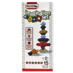 Конструктор Wedgit Imagination set,15 деталей