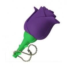 Флешка Фиолетовая роза