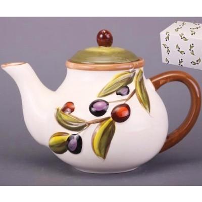 «Веточка оливы». Заварочный чайник