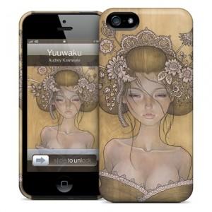 Чехол для iPhone 5 Gelaskins Yuuwaku