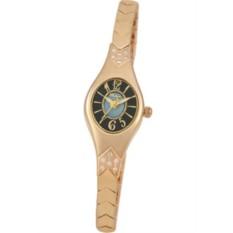 Наручные женские часы Чайка с золотом и бриллиантами