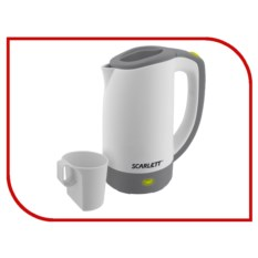 Чайник Scarlett SC-021 Grey