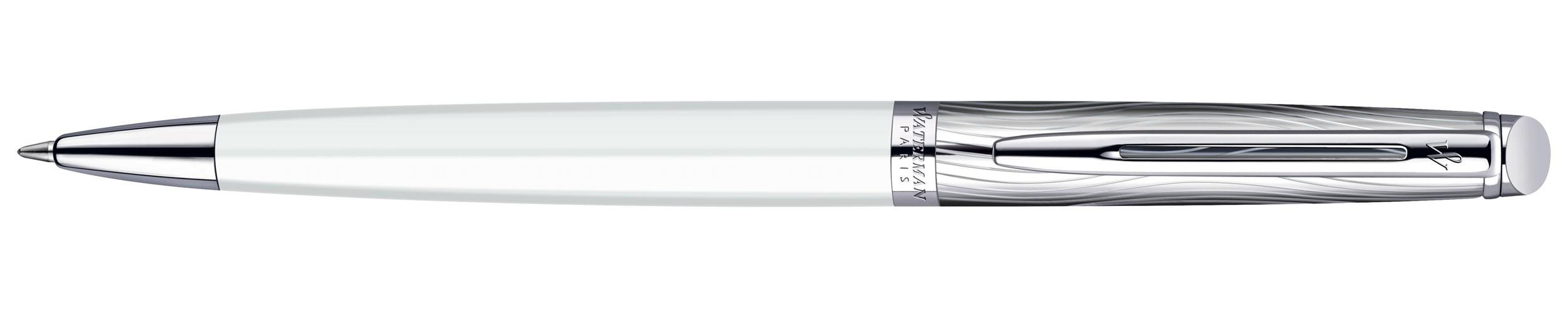 Шариковая ручка Waterman Hemisphere Deluxe White CT