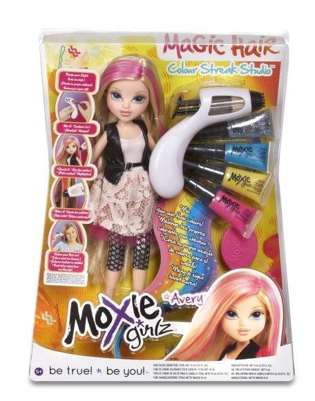Кукла Moxie Звездный стилист. Эйвери