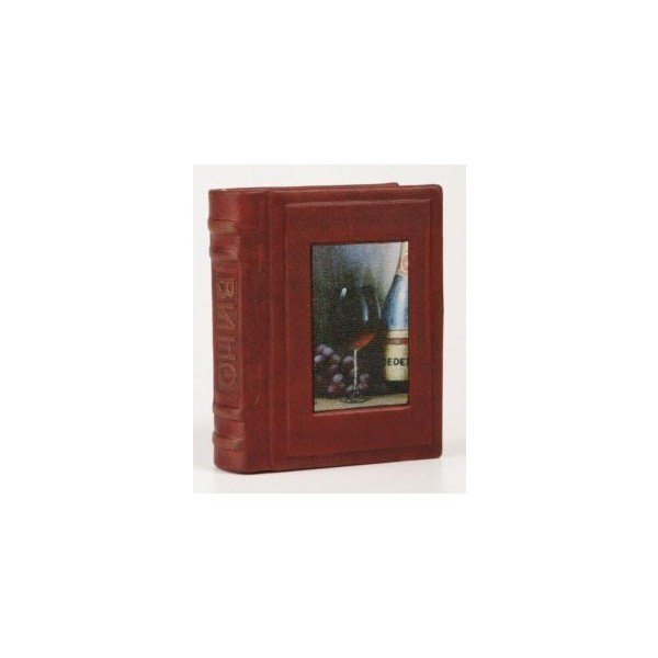 Книга-миниатюра Французкие вина