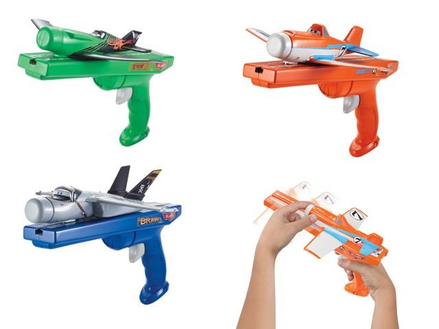 Самолет Mattel Planes с пусковым устройством