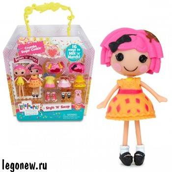 Кукла Mini с аксессуарами (Lalaloopsy)