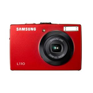 Цифровой фотоаппарат Samsung Digimax L110 Red