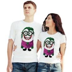Парные футболки Миньон джокер