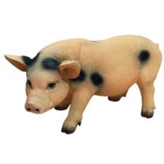 Декоративная фигура Свинья с пятнами