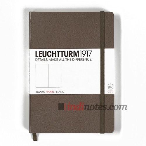Записная книжка Medium Notebook Taupe от Leuchturm1917