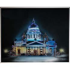 Картина с кристаллами Swarovski «Исаакиевский собор»