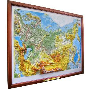 Карта «РОССИЯ и сопредельные страны»