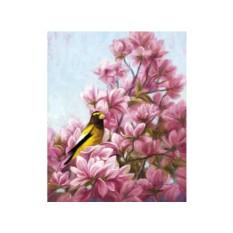 Картины по номерам «Цветение»