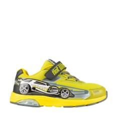 Ярко-желтые кроссовки Hot Wheels