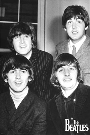 Постер: The Beatles