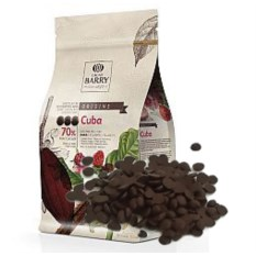 Шоколад Saint Damingue Cacao Barry Origin (1 кг)