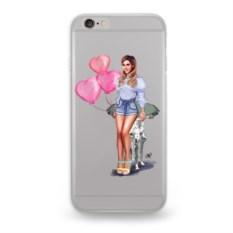 Чехол для iPhone с портретом по вашему фото KateArtis22