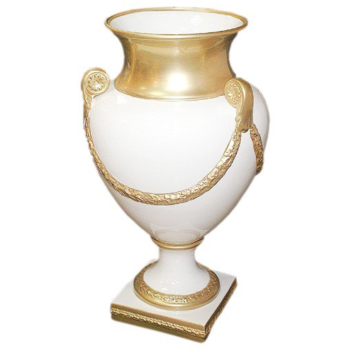 Матовая ваза Наполеон от Cattin