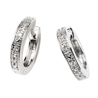 Серьги GS Diamonds
