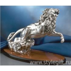 Скульптура Лев