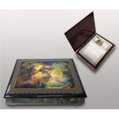 Шкатулка для ювелирных изделий с репродукцией картины