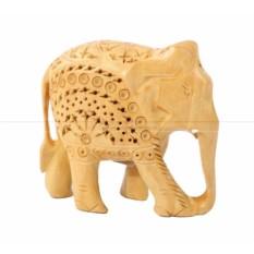Фигурка Слон с опущенным хоботом