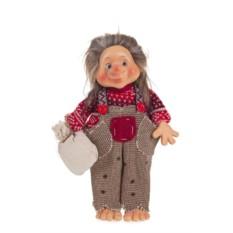 Декоративная кукла Веселый домовенок