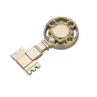 USB-флеш-карта «Золотой ключ», 4 Гб