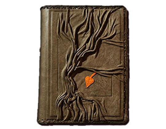 Ежедневник с золотым обрезом Вековое дерево