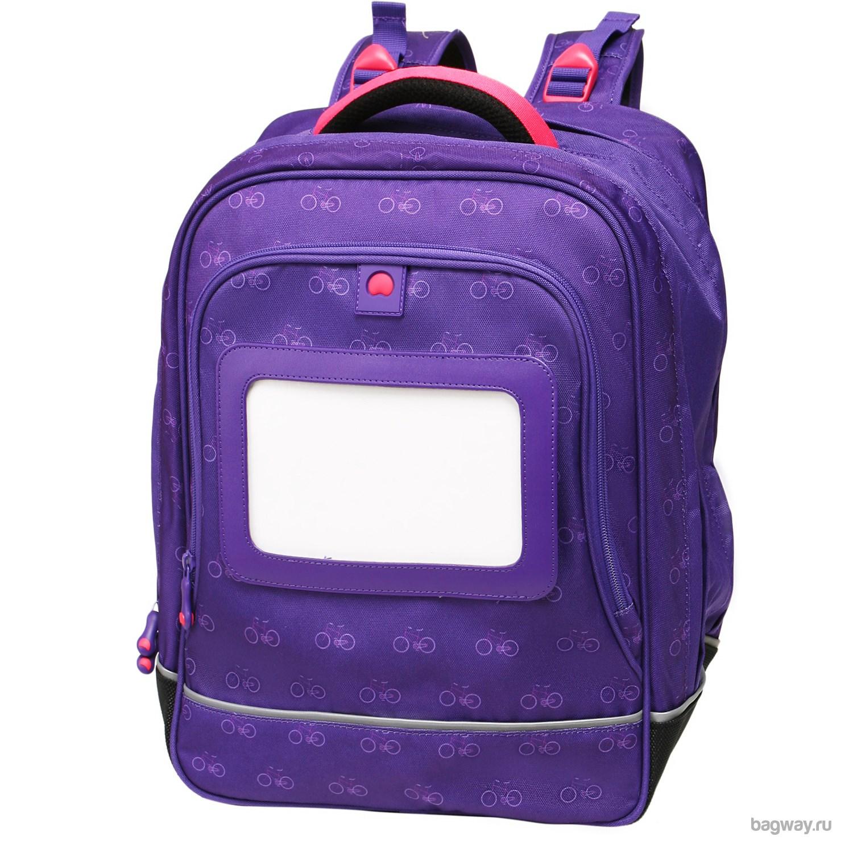 905dfb11fc2e Фиолетовый рюкзак Delsey Back to school | купить в Подарки.ру